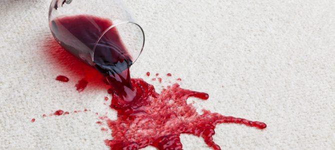 Como tirar mancha de vinho, 3 dicas